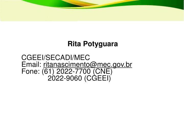 Rita Potyguara