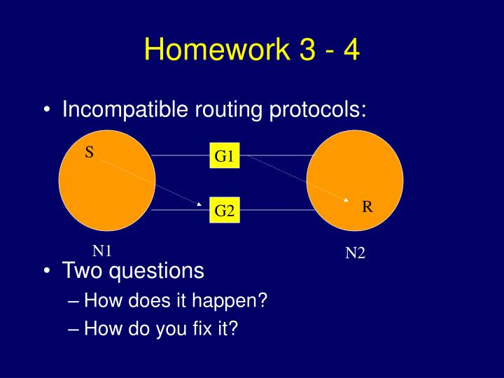 Homework 3 - 4