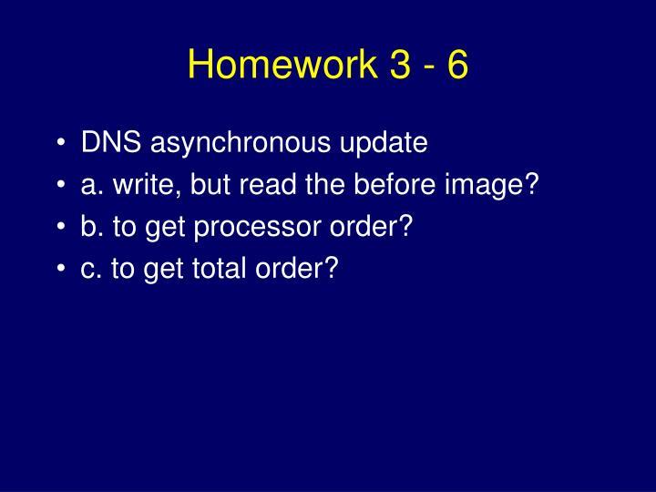 Homework 3 - 6