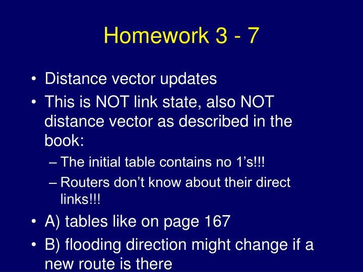 Homework 3 - 7