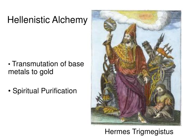 Hellenistic Alchemy