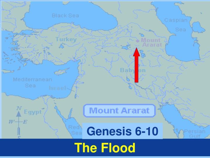 Genesis 6-10