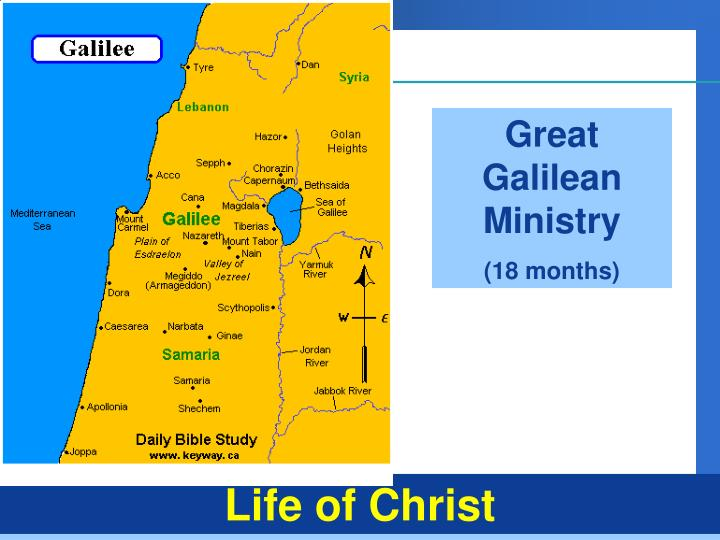 Great Galilean Ministry
