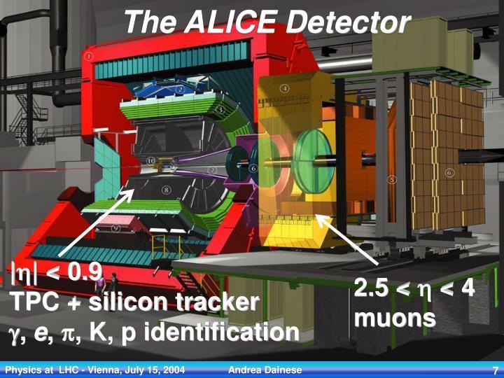 The ALICE Detector