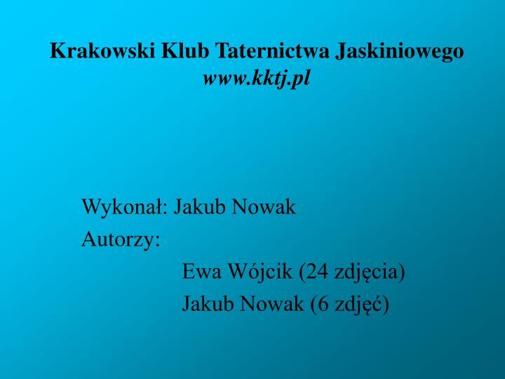 Krakowski Klub Taternictwa Jaskiniowego