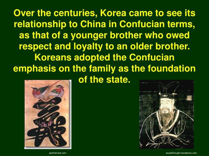 ancient china korea relationship marketing