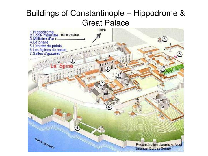 Buildings of Constantinople – Hippodrome & Great Palace