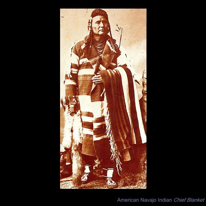 American Navajo Indian