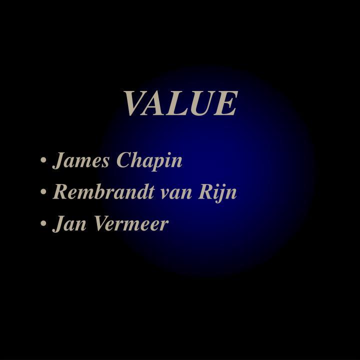 James Chapin