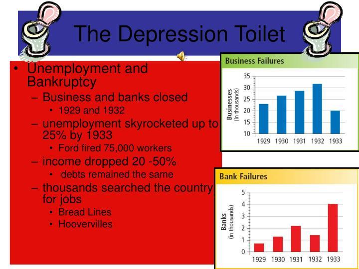The Depression Toilet