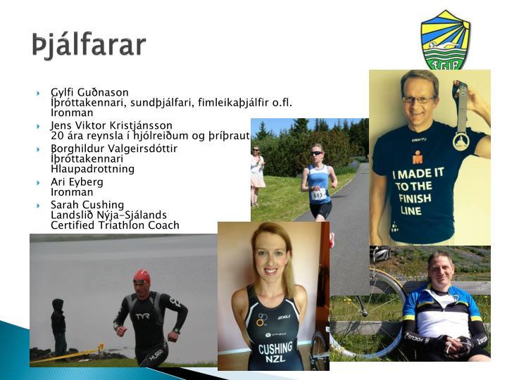Þjálfarar