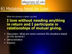 6 mistaking need for love1