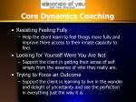 core dynamics coaching1