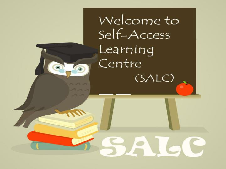 Self access learning centre