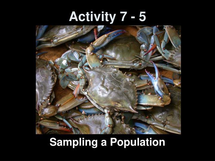 Activity 7 - 5