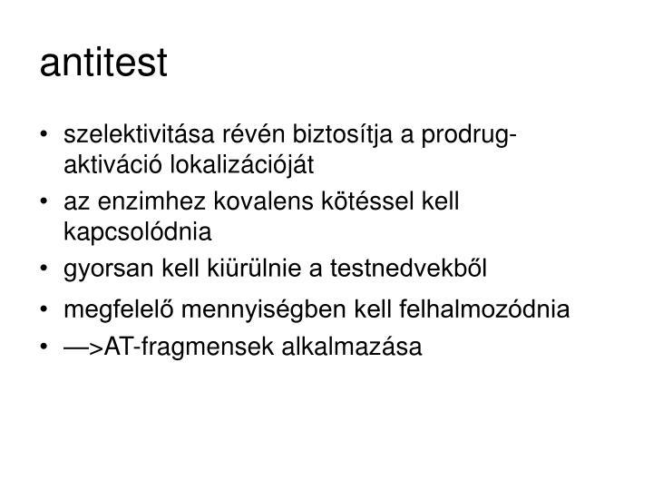 antitest