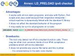annex ld preload ipv6 checker4