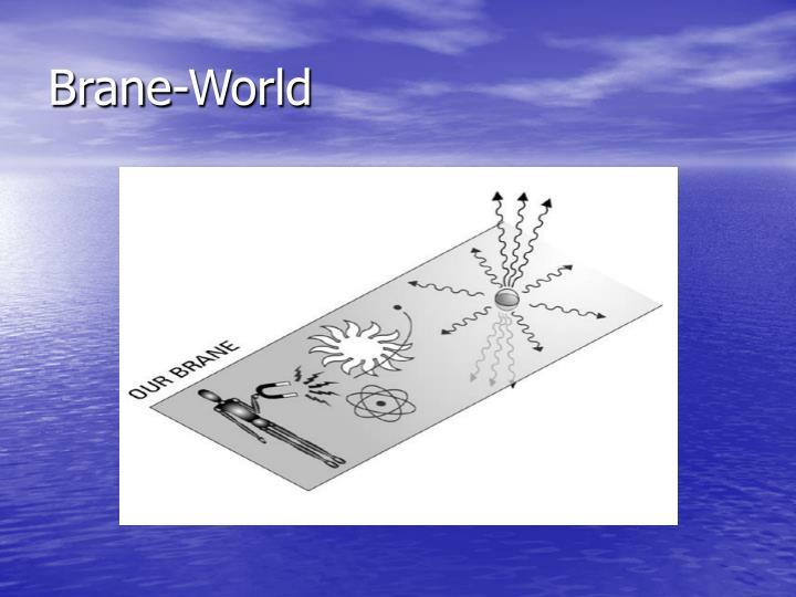Brane-World
