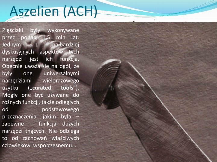 Aszelien (ACH)