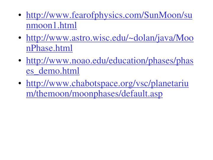 http://www.fearofphysics.com/SunMoon/sunmoon1.html