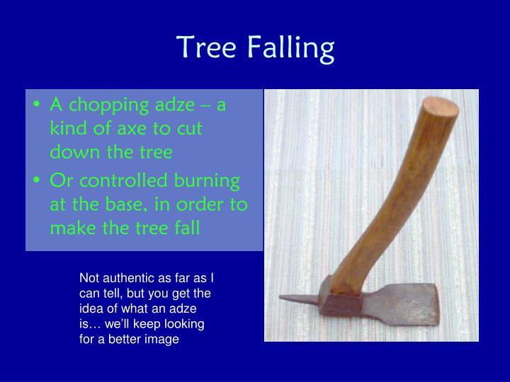 Tree Falling