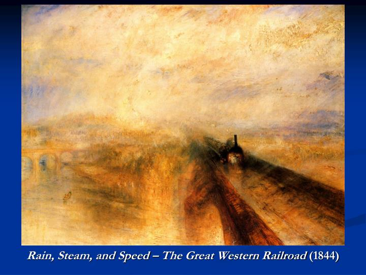 Rain, Steam, and Speed – The Great Western Railroad