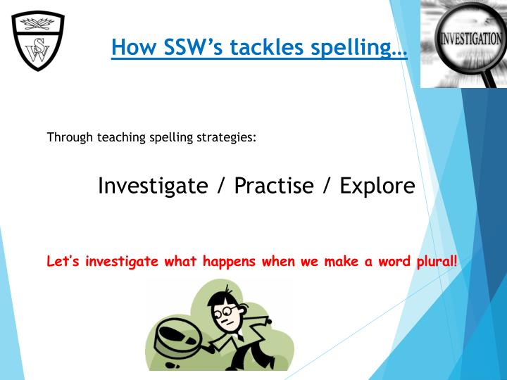 How SSW's tackles spelling