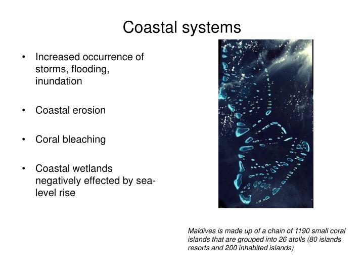 Coastal systems