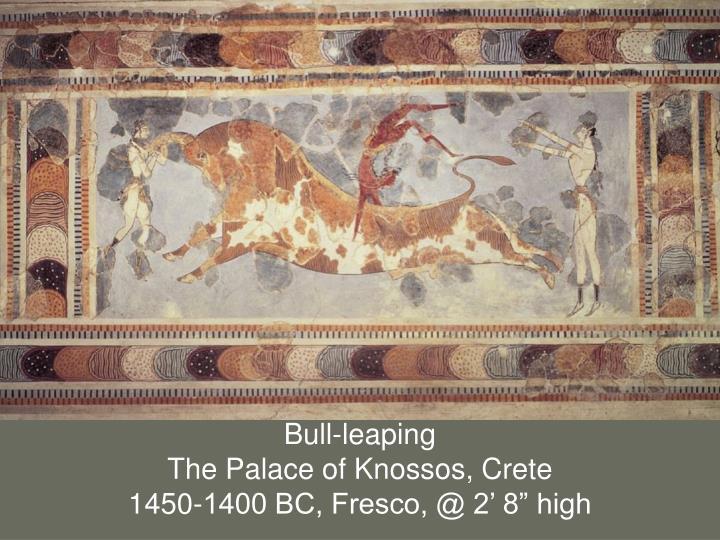 Bull-leaping