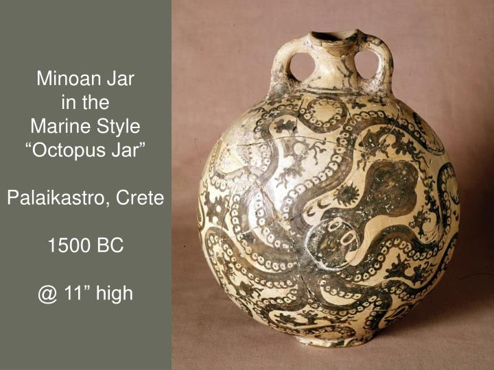 Minoan Jar