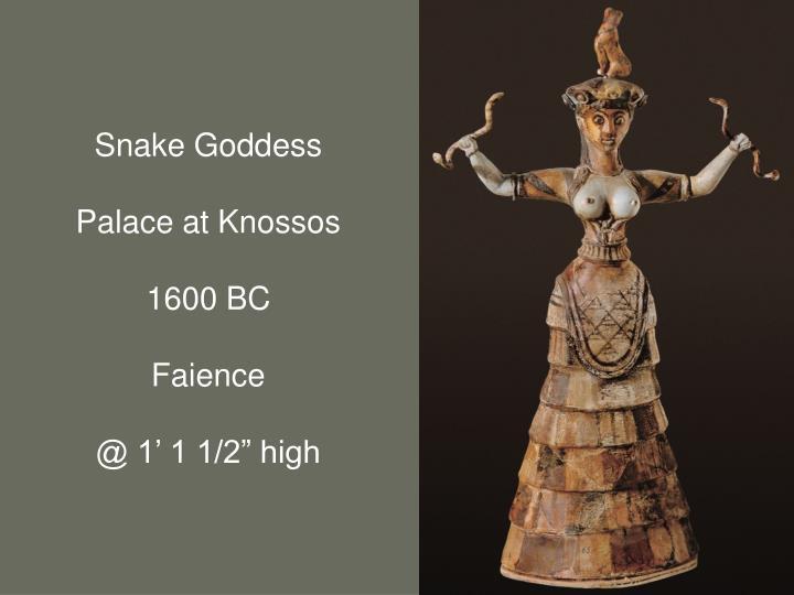 Snake Goddess