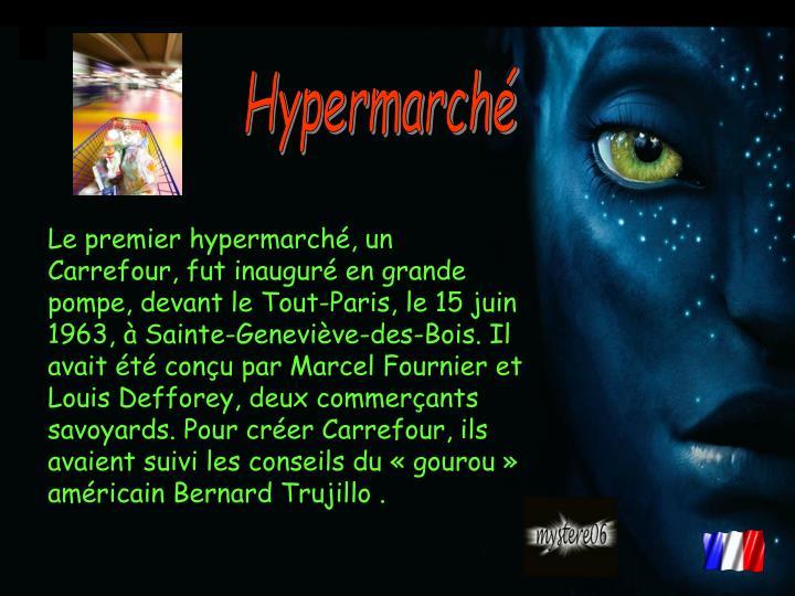 Hypermarché