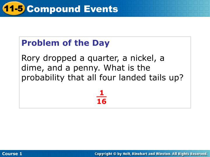 Compound Events