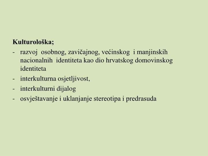 Kulturoloka;