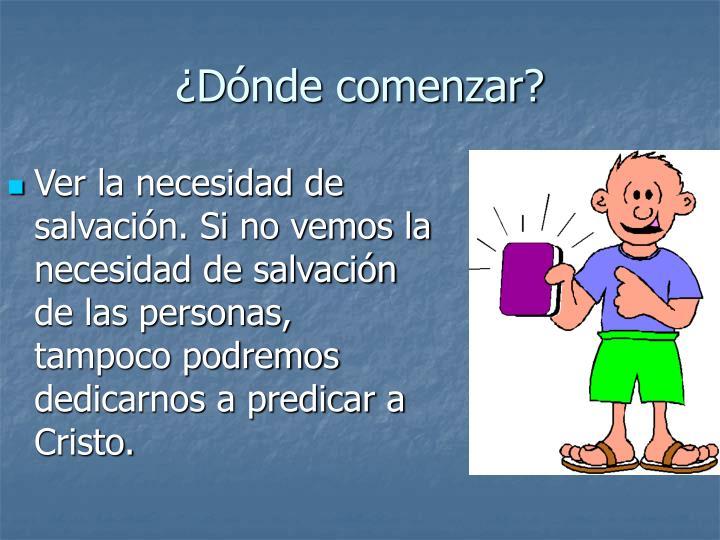 Ppt Evangelismo Personal 2 Powerpoint Presentation Ppt
