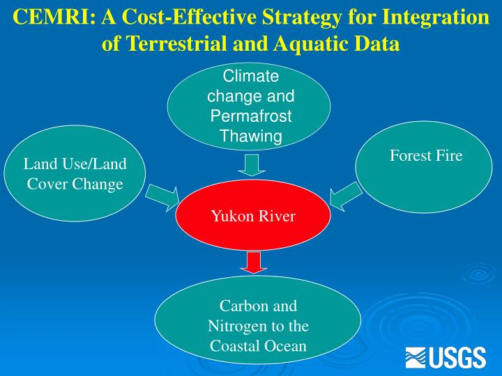 CEMRI: A Cost-Effective Strategy for Integration of Terrestrial and Aquatic Data