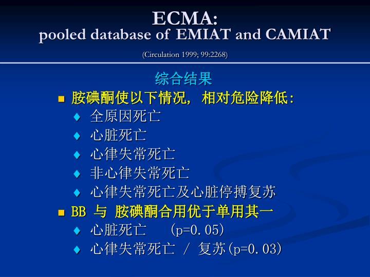 ECMA: