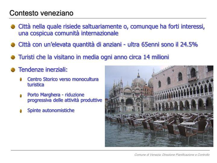 Contesto veneziano