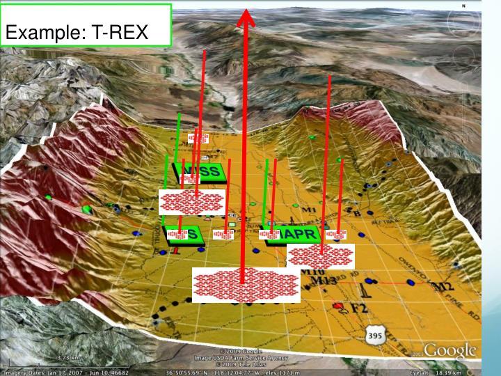 Example: T-REX