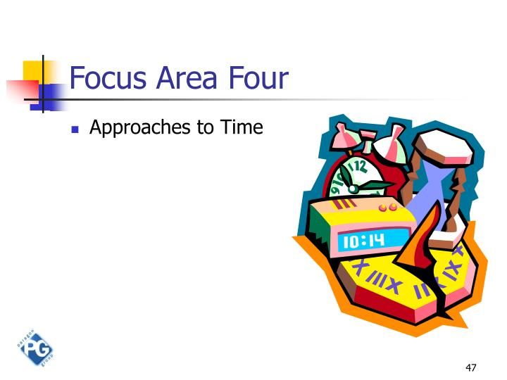 Focus Area Four