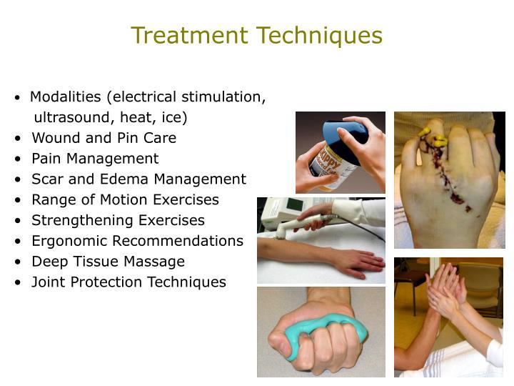 Treatment Techniques