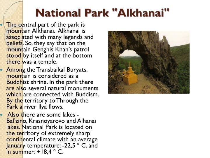 "National Park """
