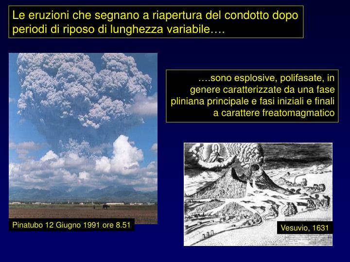 Pinatubo 12 Giugno 1991 ore 8.51