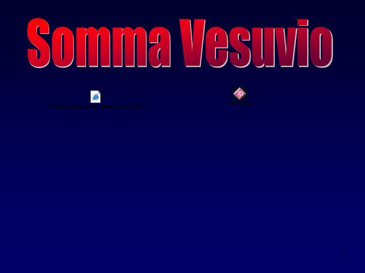 Somma Vesuvio