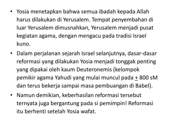 Yosia