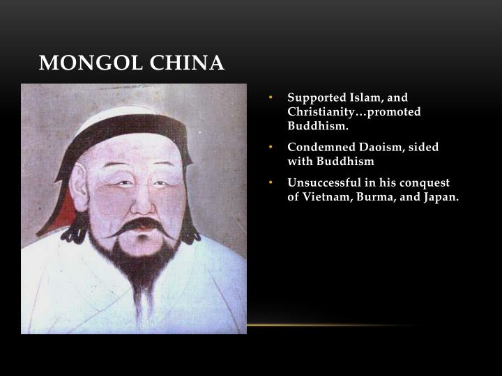 Mongol China