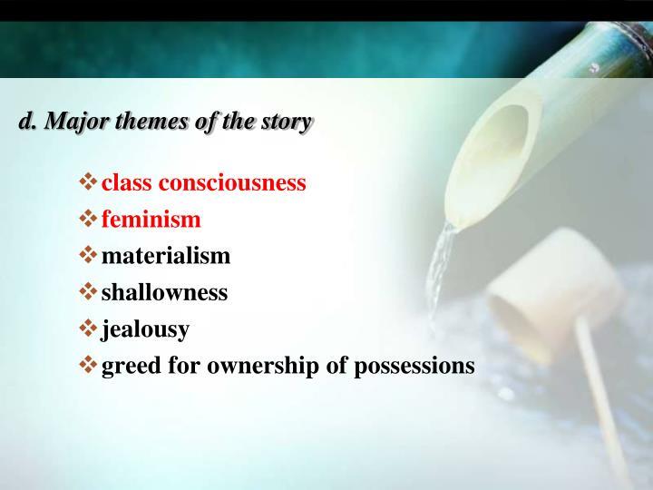 class consciousness