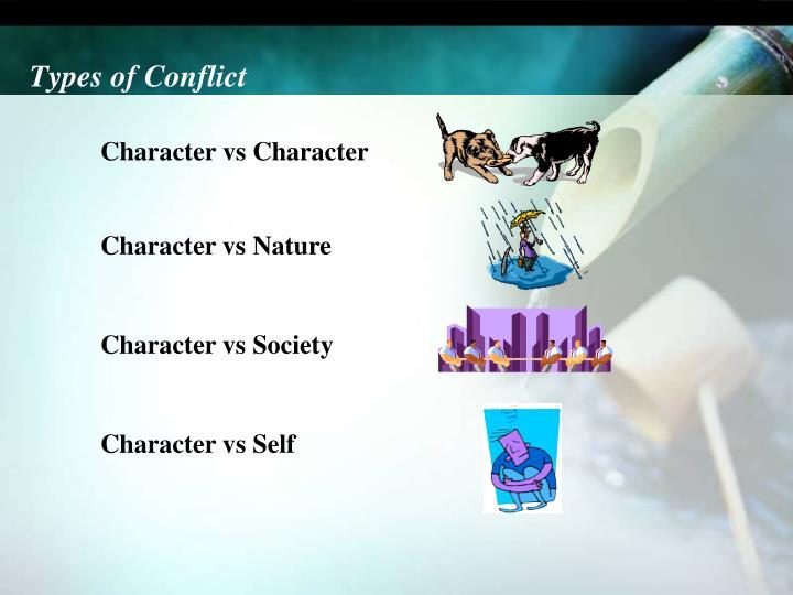Character vs Character