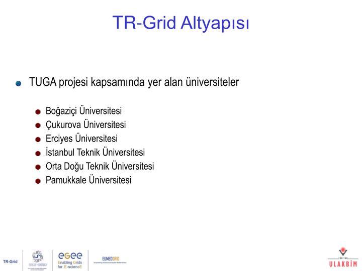 TR-Grid Altyapısı