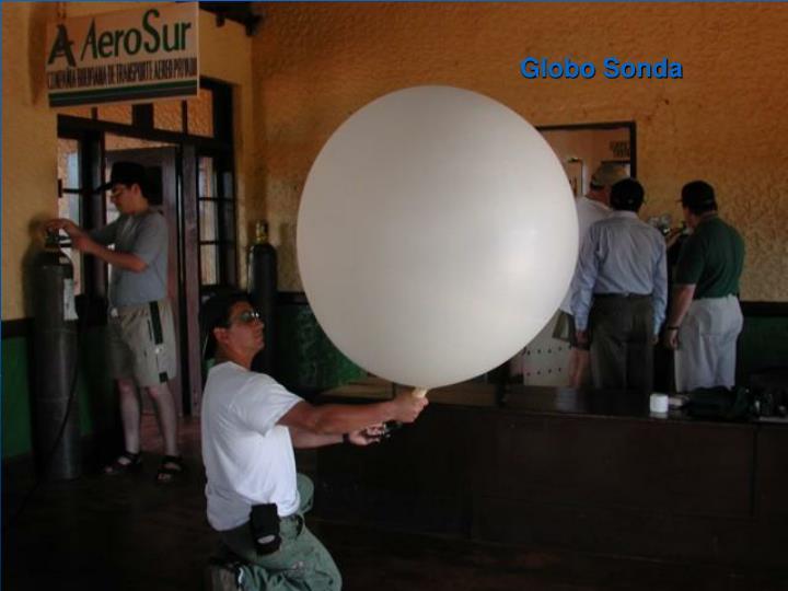 Globo Sonda